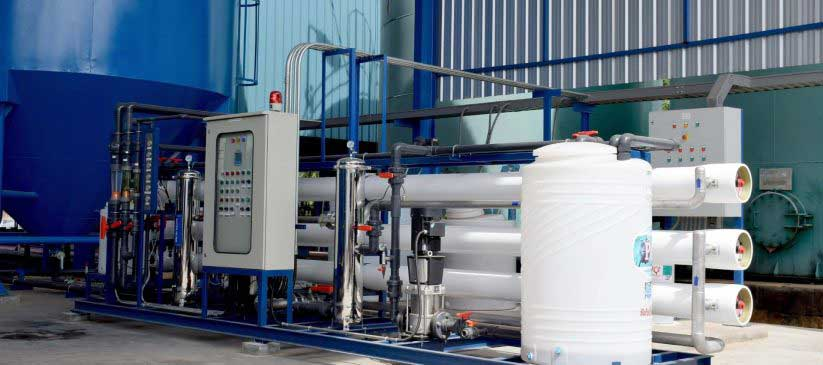 A Look At Water Filter Technology